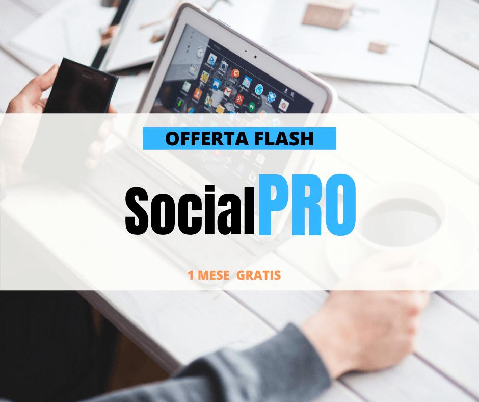 SocialPro: la Formula per trovare nuovi clienti con i Social Network