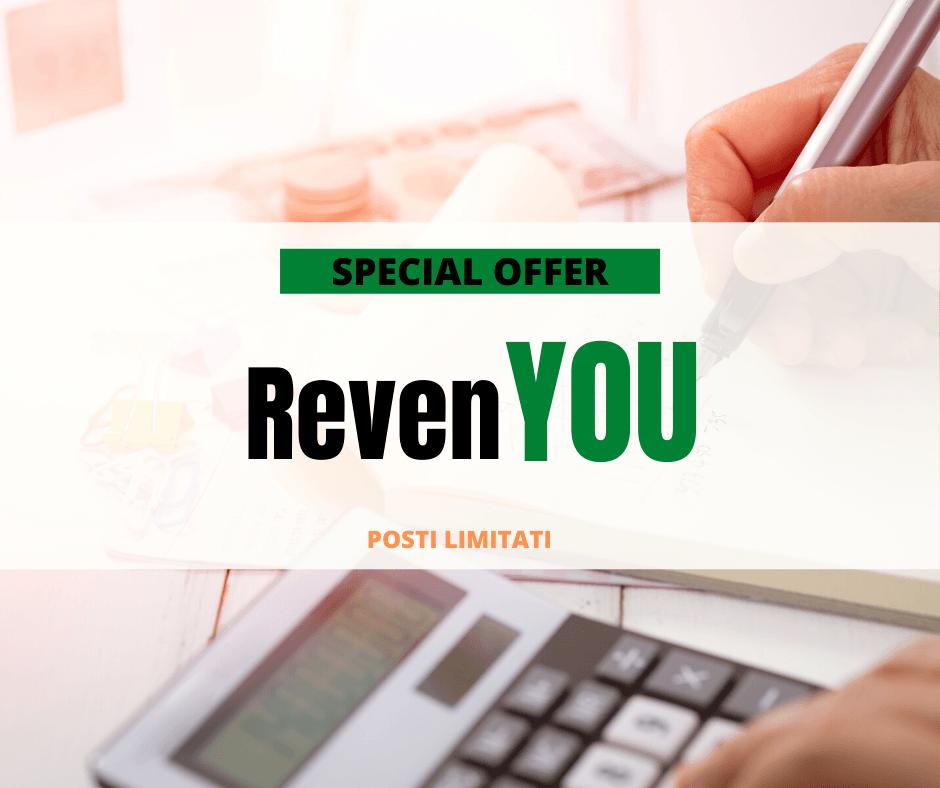 RevenYOU: la Formula per aumentare le vendite della tua struttura