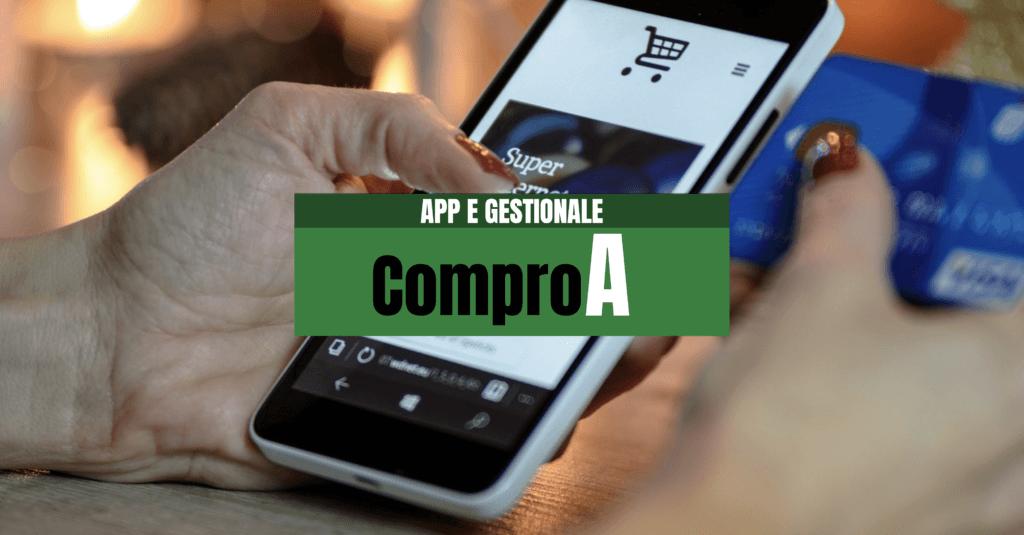 ComproA - App e Gestionale per piccole imprese