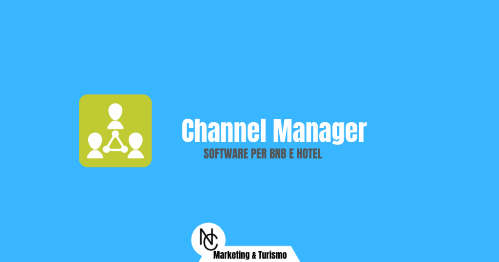 Channel Manager: software per bnb e hotel